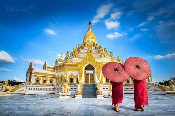REVIEW CHUYẾN ĐI MYANMAR 6N5Đ CHỈ 6.890.000VNĐ ( Hà Nội – Yangon- Bagan- Mandalay – Inle – Hà Nội )